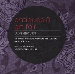 Antiquaire fauteuils tapisserie luxembourg